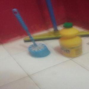 Busco Chica para Limpieza.