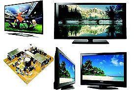 COMPRO TELEVISORES LCD LED EN EL ACTO TE:4863-1084