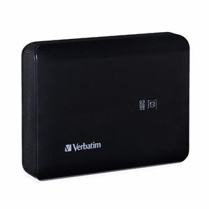 Cargador Verbatim Dual Usb Power Pack 10400 Mah Portatil Fs
