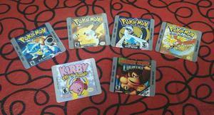Etiquetas Labels Gameboy, Gameboy Color Y Advance Nintendo