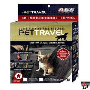 Funda Para Mascotas Auto/camioneta Compre Original Obelisco