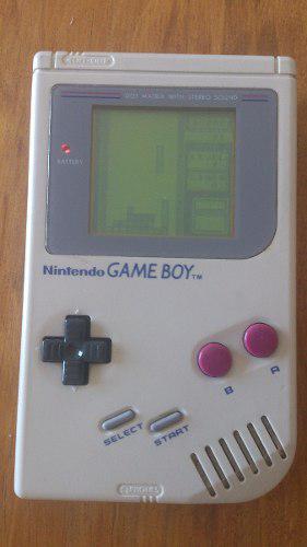Game Boy Classic Japan 1989 Con Juegos