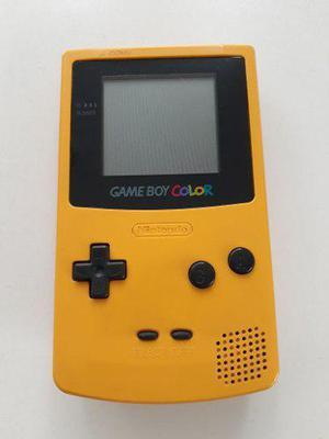 Game Boy Color Con 3 Juegos Completa Muy Buen Estado!