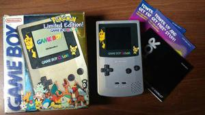 Game Boy, Edición Especial Pokémon+juego!