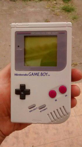 Game Boy Original Como Nueva Única