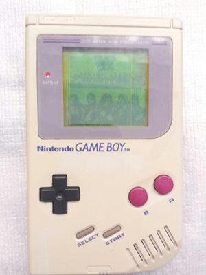 Gameboy Clásica De 1989