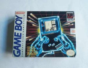Gameboy En Caja Con Juegos Game Boy Nintendo Portatil