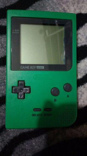 Gameboy Pocket Con Caja Sin Uso