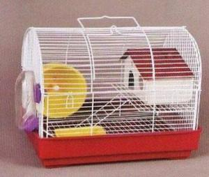 Hamstera Jaula Hamster Baul 1 Piso Pet Shop Beto