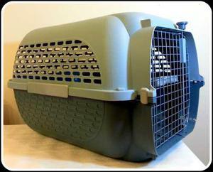 Jaula Transportadora Dog Carrier Nº3 Para Perros Y Gatos