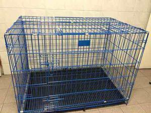 Jaulas Plegables Para Mascotas 93 X 56 X 65 Cm (xl)