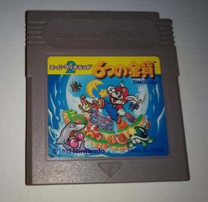 Juego De Game Boy Super Mario Land 2 (original En Japonés)