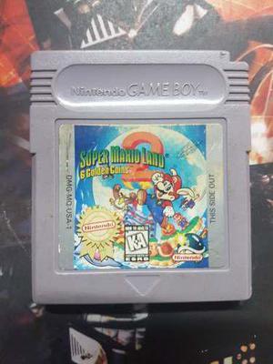 Juego Super Mario Land 2 - 6 Golden Coins