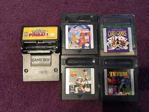 Juegos Para Gameboy Pocket Y Color