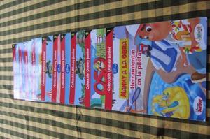 Lote de 10 libros de la Colección Disney Junior. Excelente