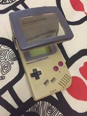 Lupa Con Luz, A Pila, Para Game Boy. Marca Light Magic.