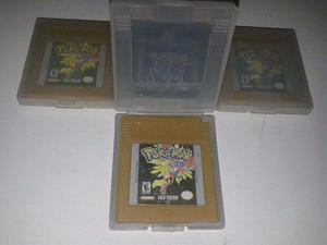 Pokemon Gold Game Boy Color