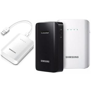 Powerbank Cargador Portatil Samsung 9000 Mah Doble Usb Gtia