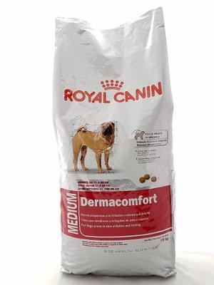 Royal Canin Medium Dermacomfort 15 Kg Envíos Gratis