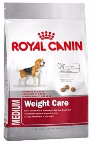 Royal Canin Medium Weight Care 15 Kg Perros Envíos Gratis