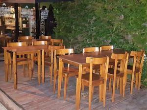 Sillas De Bar Restaurante Confiteria Thonet 55 Unidades!!