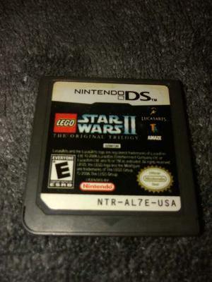Star Wars 2 The Original Trilogy Ds #
