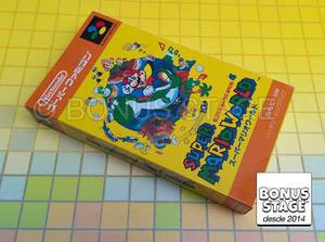 Super Famicom Cajas Custom Snes