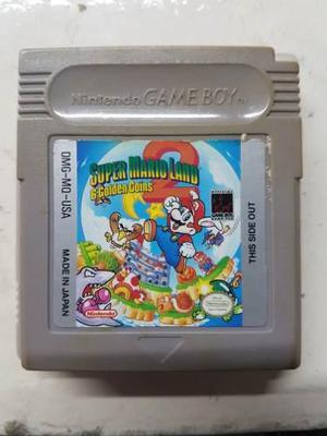 Super Mario Land 2 - 6 Golden Coins Game Boy