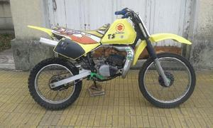 Suzuki TS 125 1998 misil japones ideal proyecto aprovecha