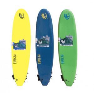 TABLA DE SURF SOFT SOFTBOARD FUNBOARD LONGBOARD (7', 8' y