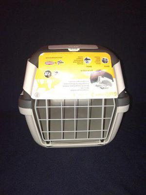 Transportadora Para Perros Y Gatos 55x36x35