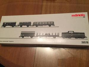 Tren Marklin Digital Locomotora Metalica, Nuevo A Estrenar