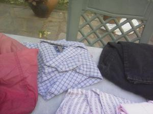 Vendo ropa usada y nueva