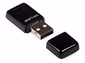 Adaptador Usb Wifi Tp Link Tl-wn823n 300mbps Mini Win