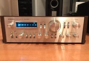 Amplificador Pioneer Sa  Con Recap, Emd-audio