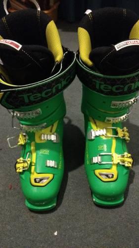 Botas De Esqui Tecnica Zero G Guide 2017 Touring Talle 41