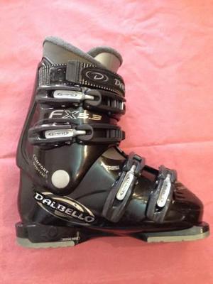 Botas De Ski Dalbello Fx 5.3 Nro. 37