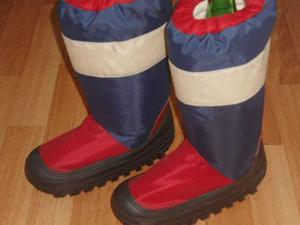 Botas Para Nieve, Termicas Impermeables, 20 Dias De Uso