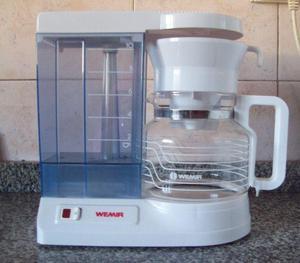 Cafetera eléctrica para filtro