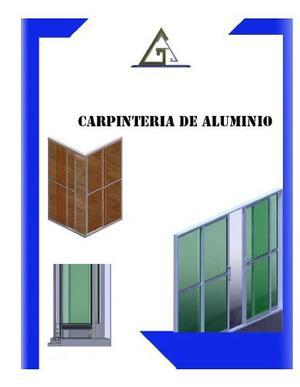 Carpintería Aluminio Y Metálica - 5 Libros - Consulte