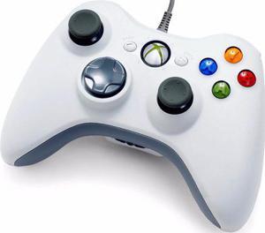 Joystick Con Cable Usb Para Xbox 360 Y Pc Windows