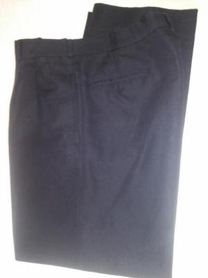 Pantalon negro de vestir hombre, clàsico T. 46