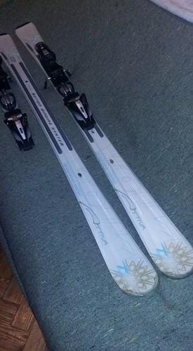 Ski Volki Attiva 142 Unlimited/fin.marker Motiontt + Botas