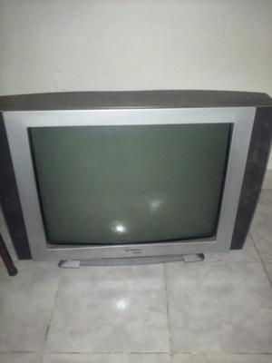 """TV DE 21"""" CROWN CON CONTROL REMOTO FUNCIONANDO"""