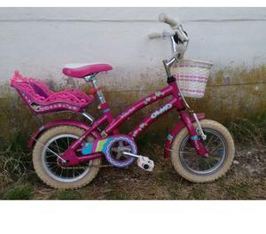 Bicicleta Olmo rodado 12 con rueditas