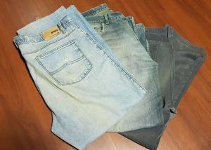 Jean pantalón hombre. Pack usados. Talle grande