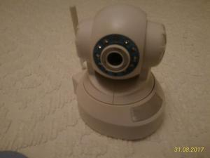 Kit 2 Cámaras De Seguridad Ip Motorizadas P2p Wifi V/noct.