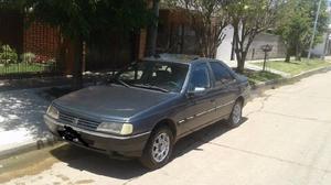 Peugeot 405 sri 1994 con gnc papeles al día