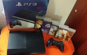 Playstation 3 PS3 Ultraslim 500 gb