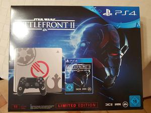 Playstation ps4 limited edition battlefront 2 1tb